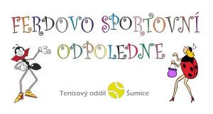 Ferdovo sportovní odpoledne - oficiální logo