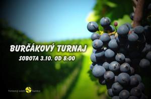 Burčákový turnaj 2015