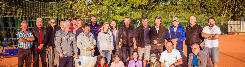 Oslava 30. výročí založení tenisového oddílu v Šumicích